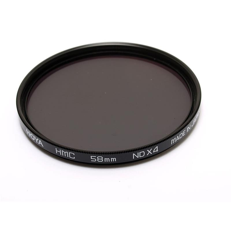 Hoya 58mm Neutral Density NDX4 Image 1