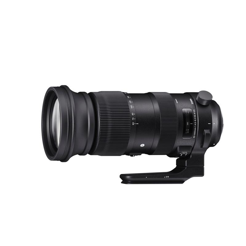 Sigma 60-600mm F4.5-6.3 DG OS HSM - Canon EOS Image 1