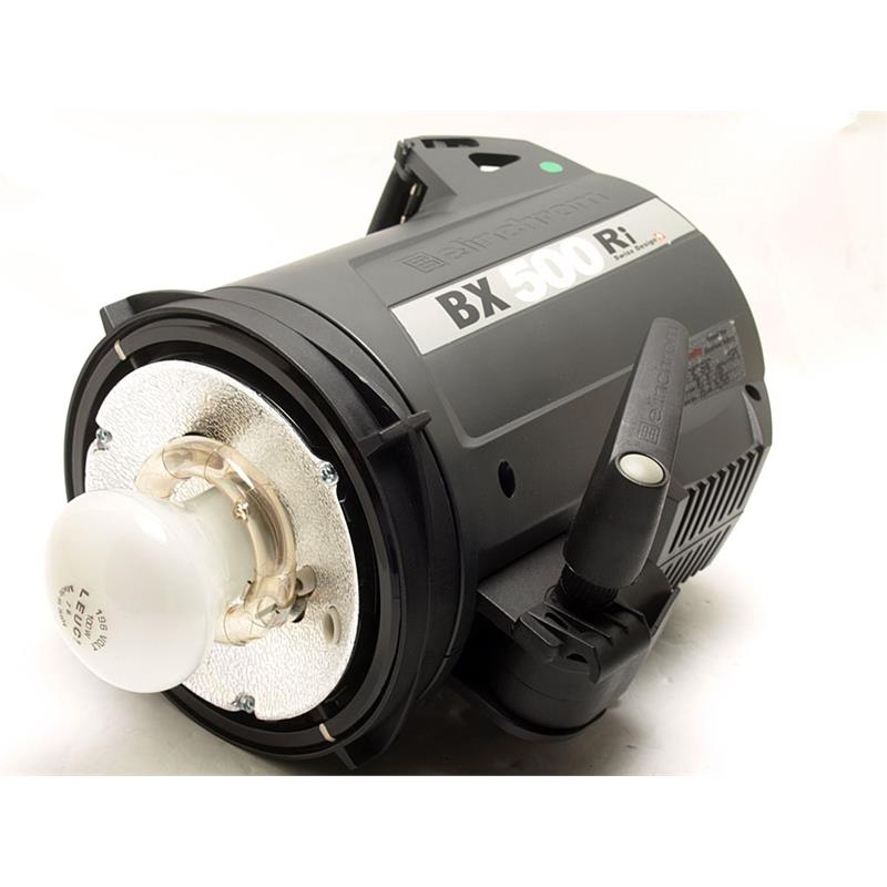 Elinchrom BX500Ri Two Head Kit Thumbnail Image 1