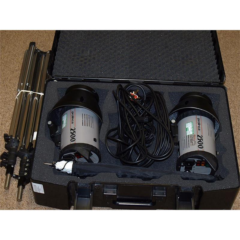 Prolinca 2500 Two Head Kit Thumbnail Image 0