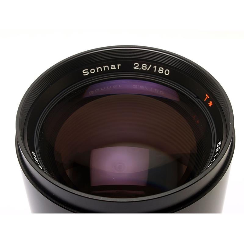 Contax 180mm F2.8 AE Thumbnail Image 1