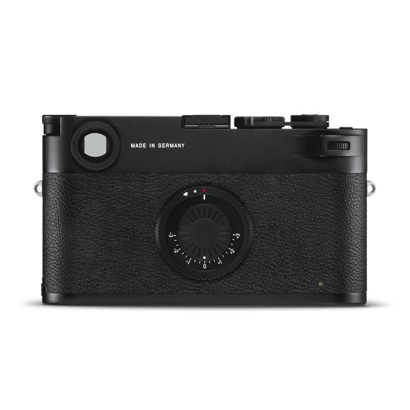 Leica M10-D Body Only - Black Chrome Thumbnail Image 1