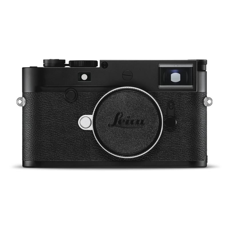 Leica M10-D Body Only - Black Chrome Thumbnail Image 0