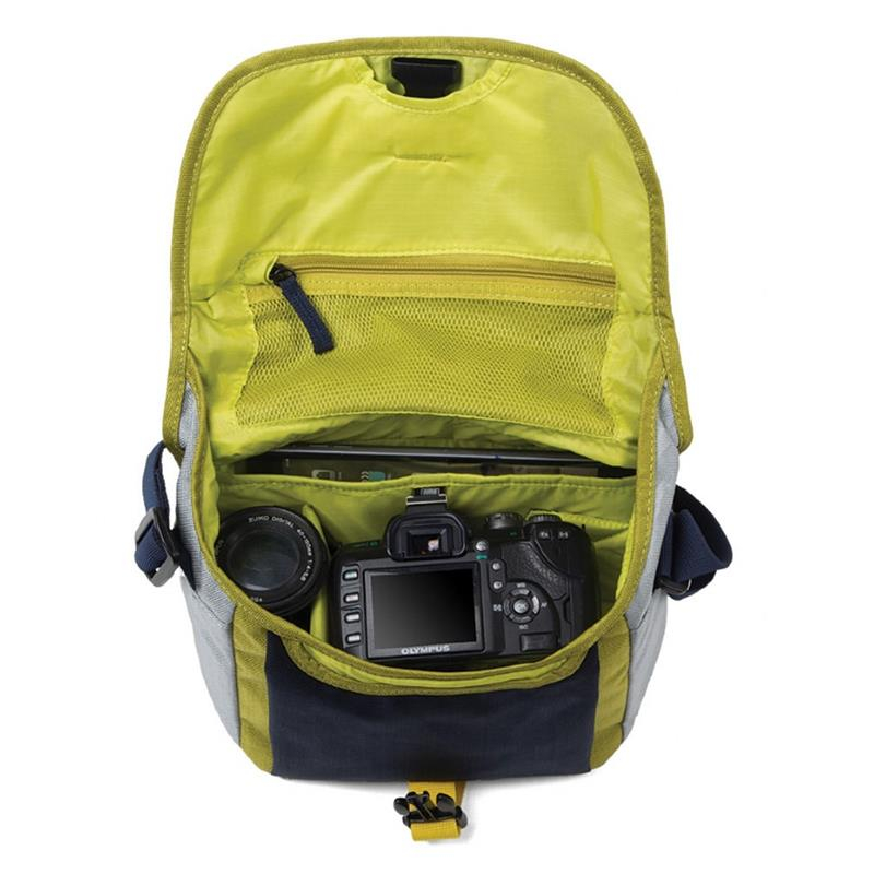 Crumpler Proper Roady 2.0 2500 - Dark Navy / Lime _ SALE Thumbnail Image 1