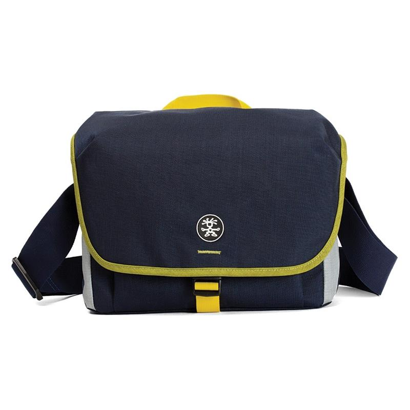 Crumpler Proper Roady 2.0 4500 - Dark Navy / Lime _ SALE Thumbnail Image 0