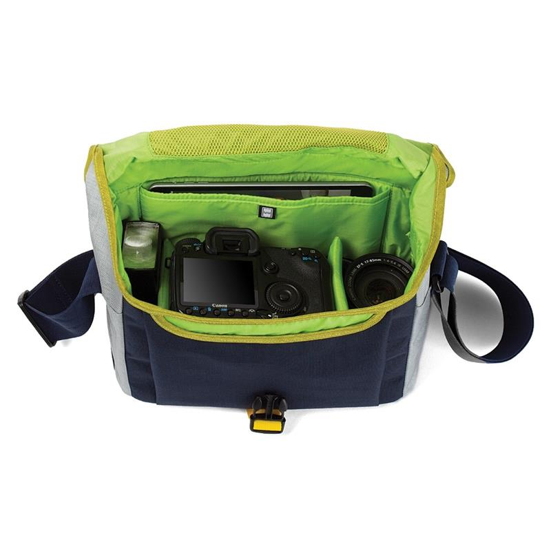 Crumpler Proper Roady 2.0 4500 - Dark Navy / Lime _ SALE Thumbnail Image 1