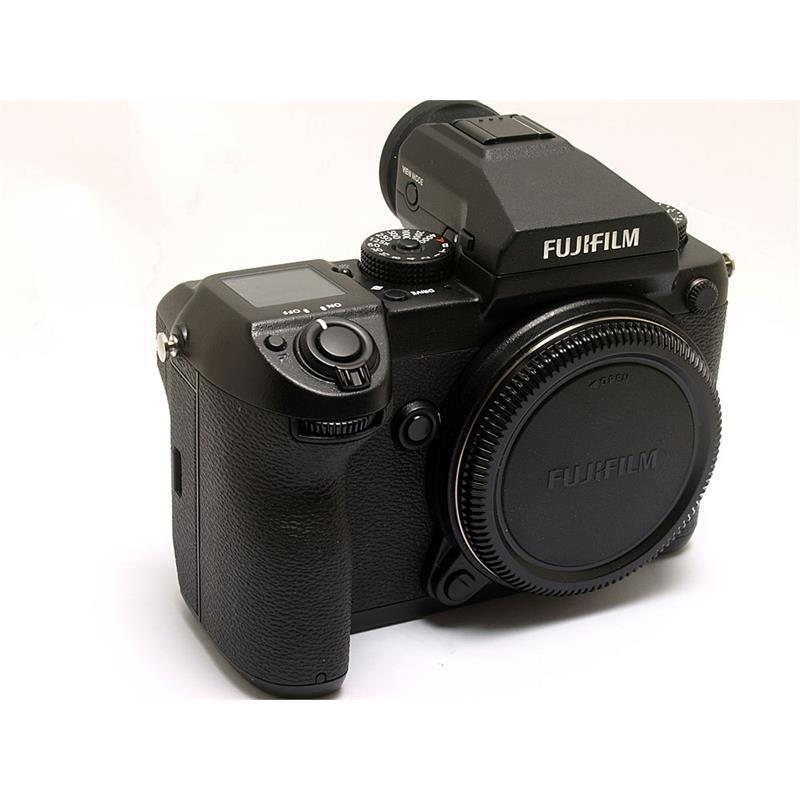Fujifilm GFX 50s Body Only Thumbnail Image 0
