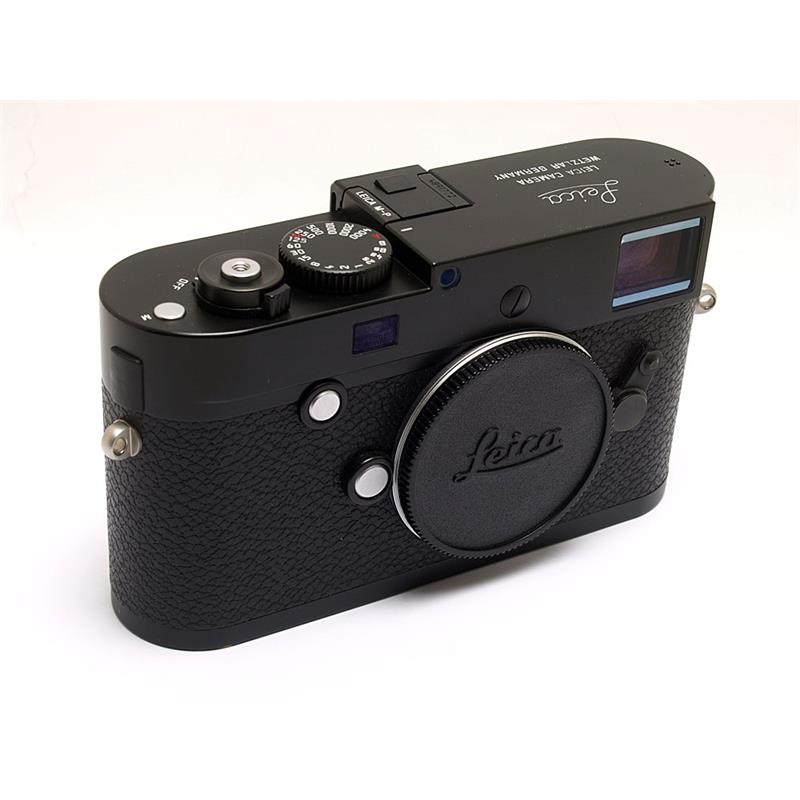 Leica M-P (Typ 240) Body Only - Black Thumbnail Image 0