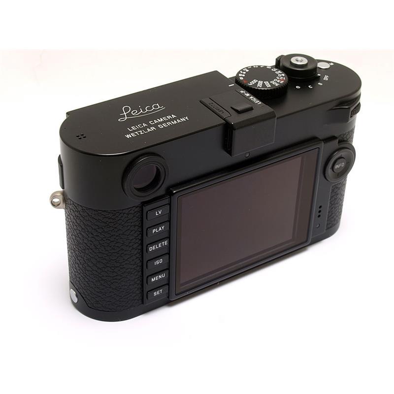 Leica M-P (Typ 240) Body Only - Black Thumbnail Image 1