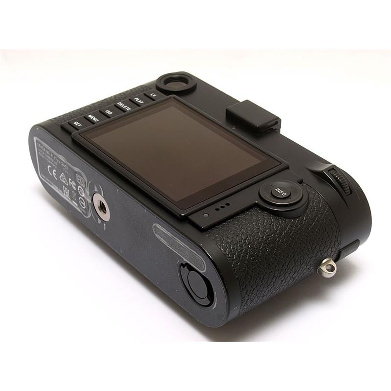 Leica M-P (Typ 240) Body Only - Black Thumbnail Image 2