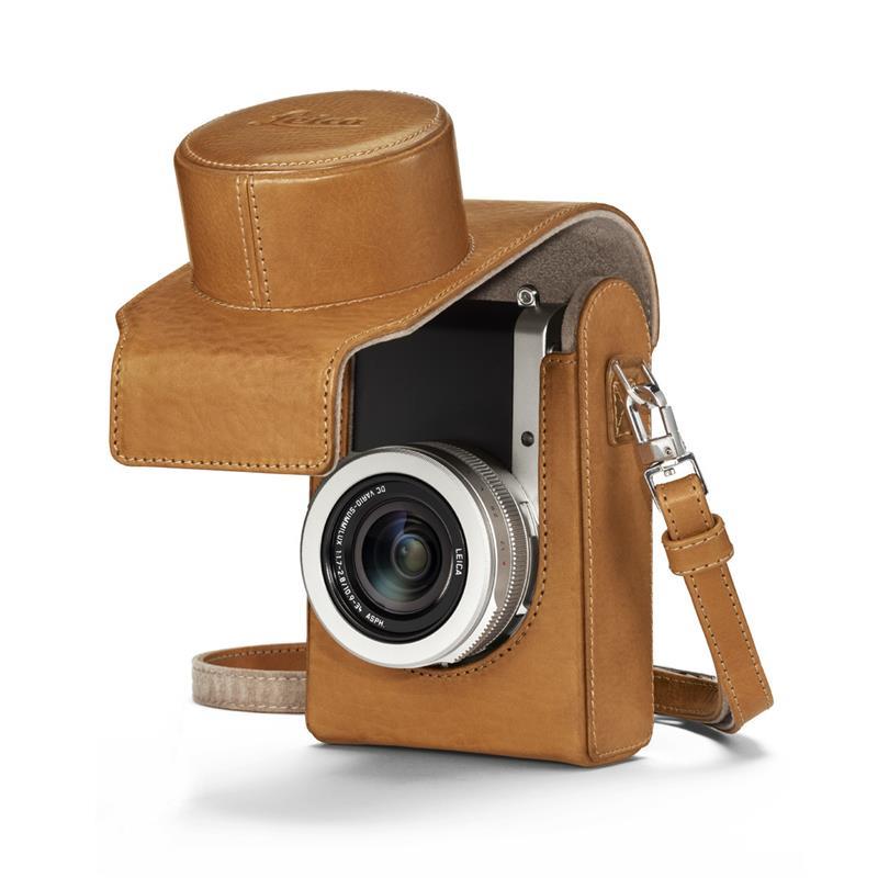 Leica Case D-LUX 7 - brown 19555 Thumbnail Image 0