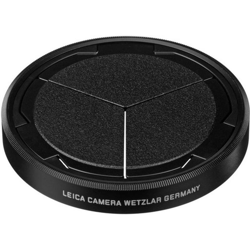 Leica Auto lens cap - silver / black 19529 Image 1