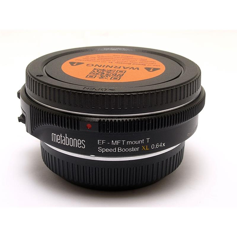 Metabones Speed Booster XL 0.64x - Canon EF to Mic Image 1