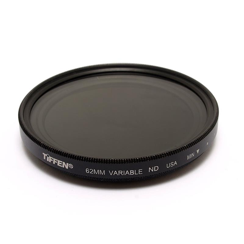 Tiffen 62mm Variable Neutral Density Image 1