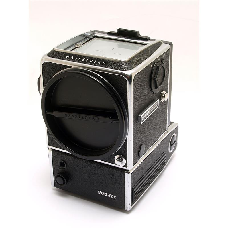 Hasselblad 500ELX Body Only - Chrome Thumbnail Image 0