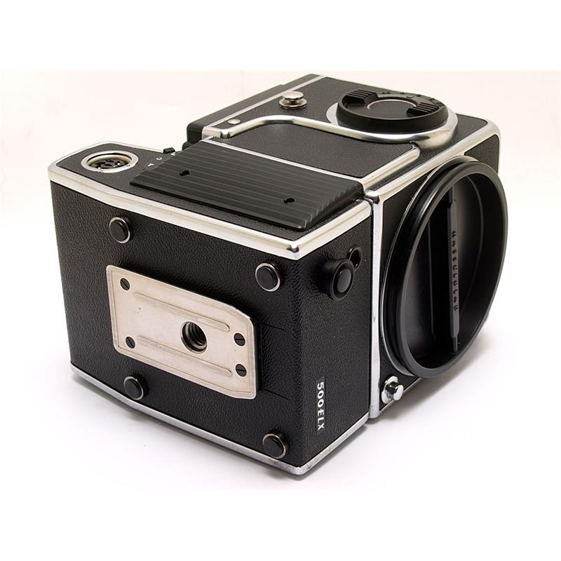 Hasselblad 500ELX Body Only - Chrome Thumbnail Image 2