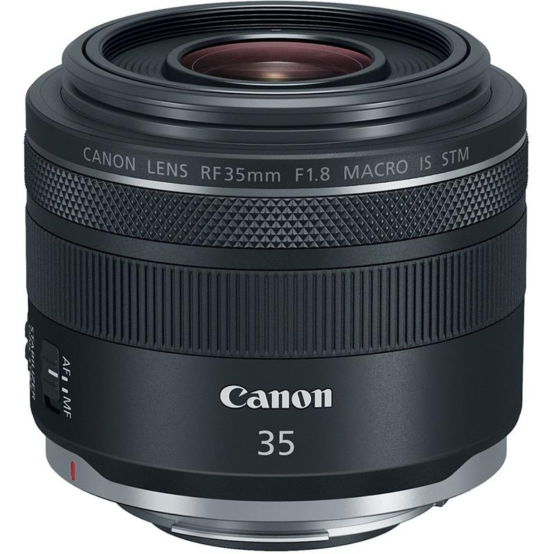 Canon 35mm F1.8 RF Macro IS STM Image 1