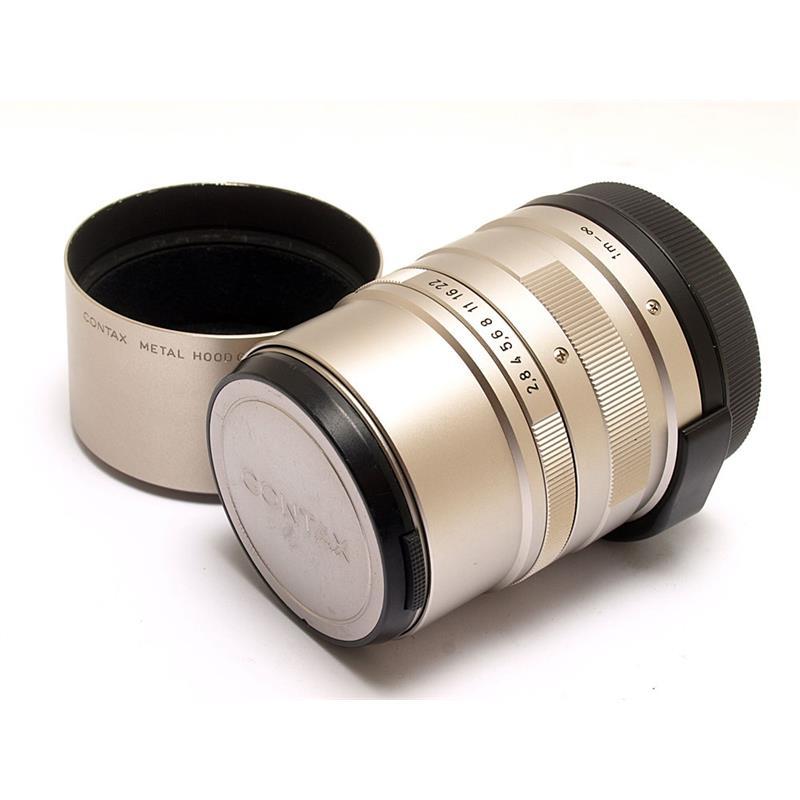 Contax 90mm F2.8 G + Hood Thumbnail Image 0