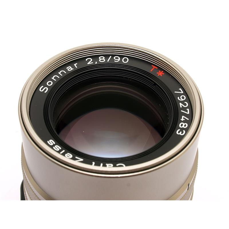 Contax 90mm F2.8 G + Hood Thumbnail Image 1