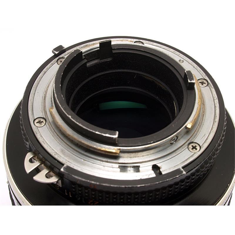 105mm F1.8 AIS - Nikon MF Thumbnail Image 2