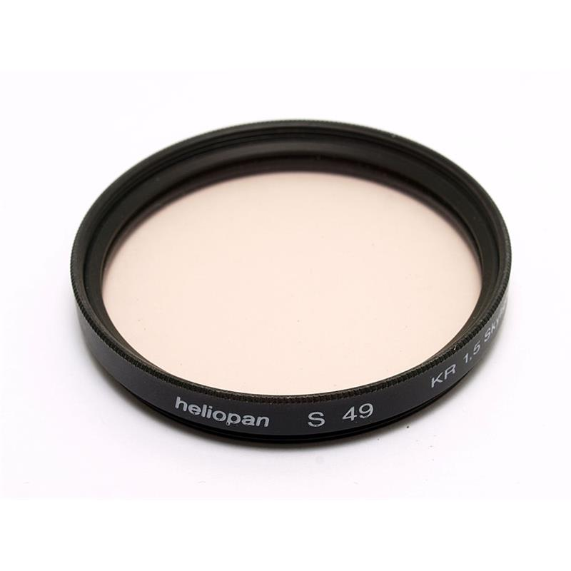 Heliopan 49mm KR1.5 Skylight - MC Image 1