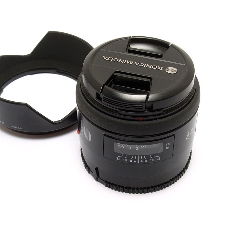 Minolta 24mm F2.8 AF Thumbnail Image 0