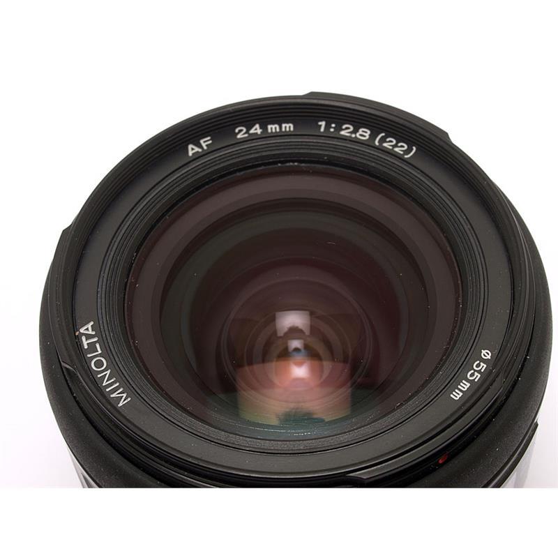 Minolta 24mm F2.8 AF Thumbnail Image 1