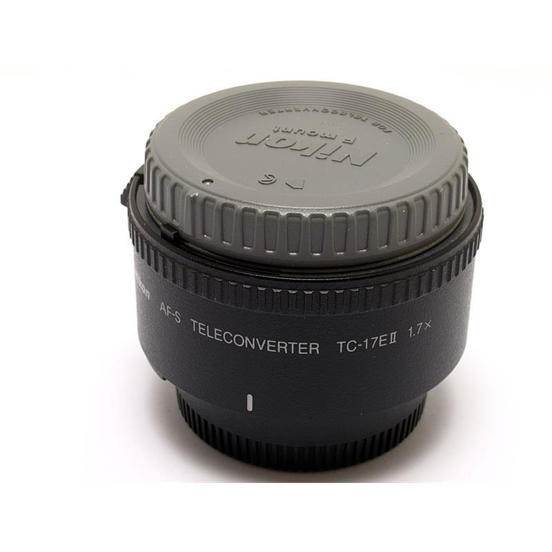 Nikon TC-17 EII Converter Thumbnail Image 0