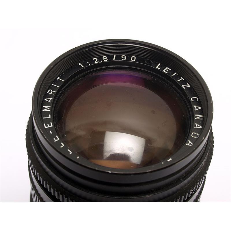 Leica 90mm F2.8 Black Thumbnail Image 1