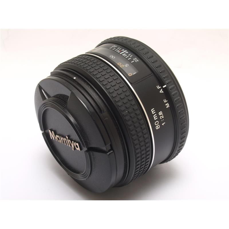 Mamiya 80mm F2.8 AF Thumbnail Image 0