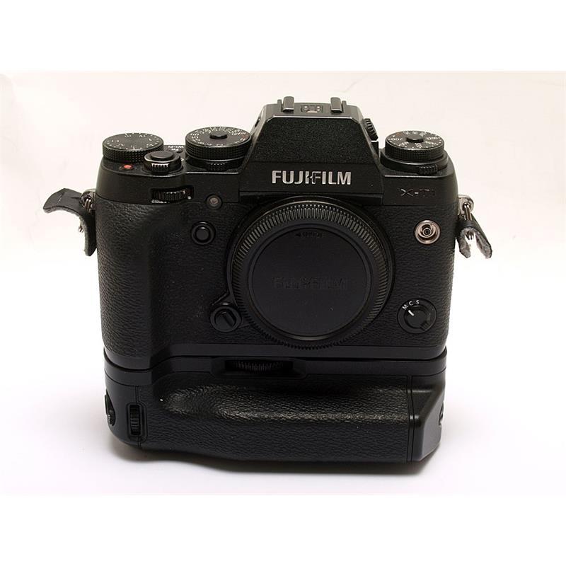 Fujifilm X-T1 Body + VPB-XT1 Vertical Grip Thumbnail Image 0