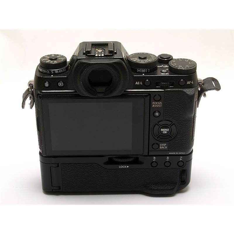 Fujifilm X-T1 Body + VPB-XT1 Vertical Grip Thumbnail Image 1