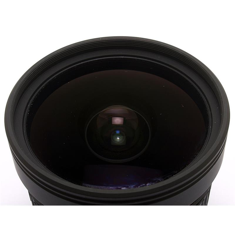 Sigma 8mm F3.5 EX DG Fisheye - Canon EOS Thumbnail Image 1