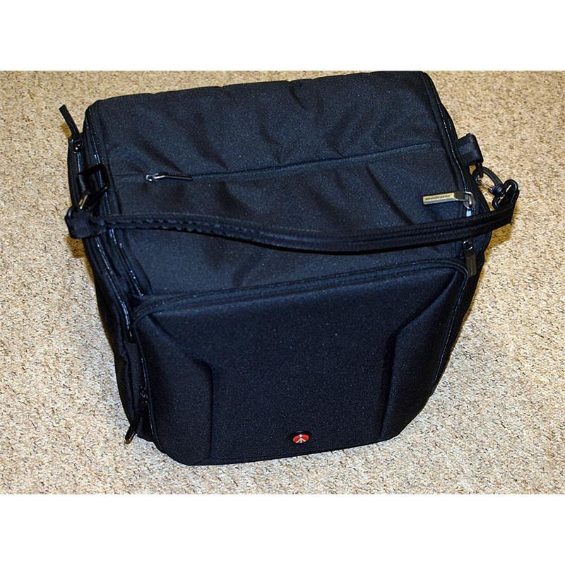 Manfrotto Shoulder Bag 50 - Black Thumbnail Image 0