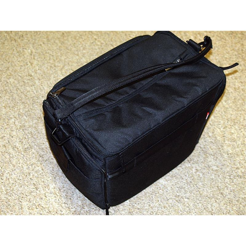 Manfrotto Shoulder Bag 50 - Black Thumbnail Image 1