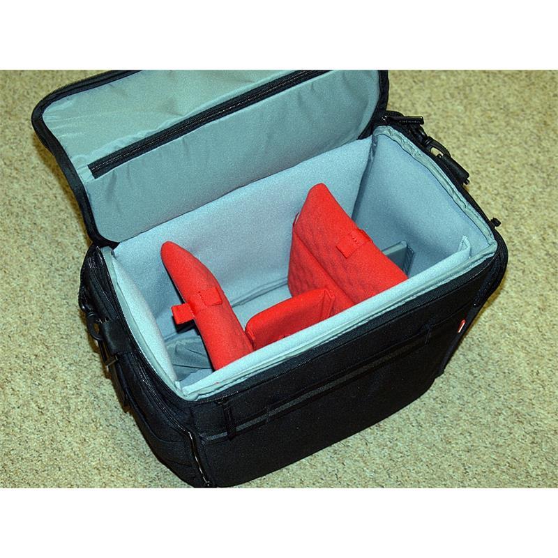 Manfrotto Shoulder Bag 50 - Black Thumbnail Image 2