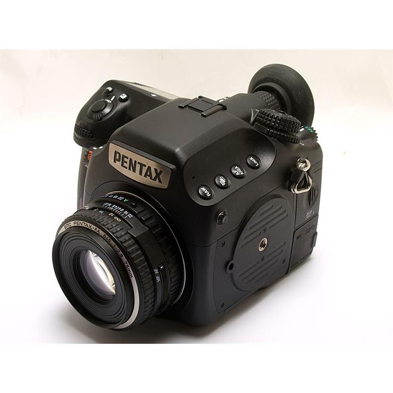 Pentax 645Z + 75mm F2.8 Thumbnail Image 0