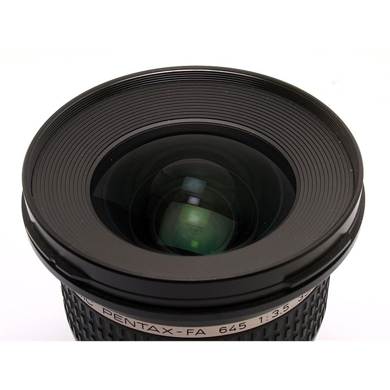 Pentax 35mm F3.5 AL (IF) FA Thumbnail Image 1
