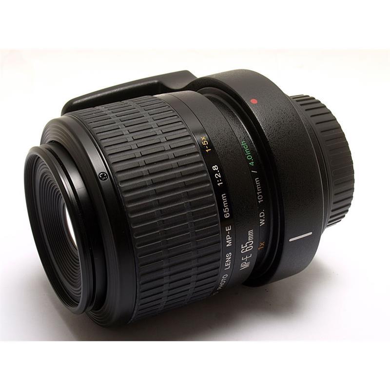 Canon 65mm F2.8 MP-E Macro Thumbnail Image 0
