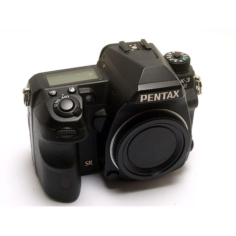 Pentax K3 II Body Only Thumbnail Image 0