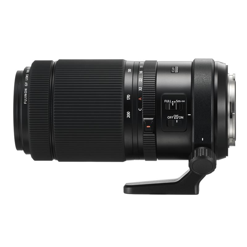 Fujifilm 100-200mm F5.6 R LM OIS WR GF - GFX Series  Thumbnail Image 0