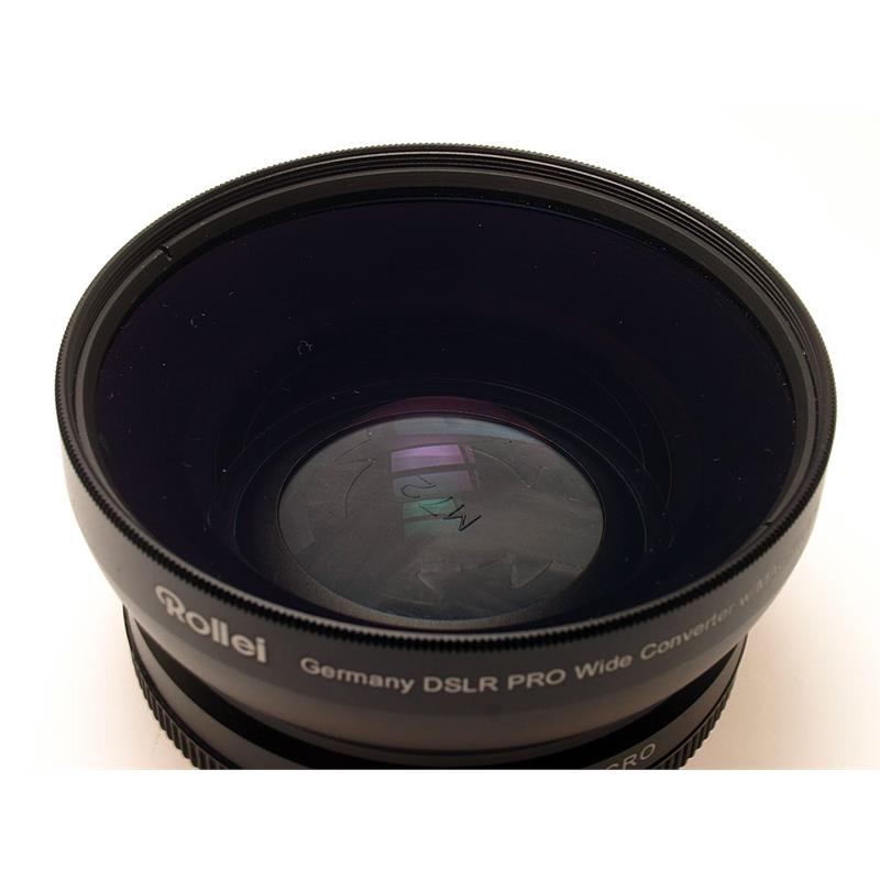 Rollei 72 Wide Angle Converter Thumbnail Image 1