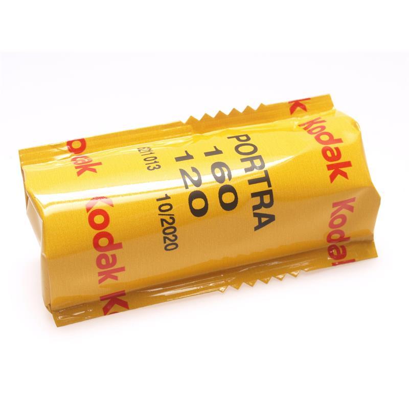 Kodak Portra 160 120 Roll Film x1 Image 1