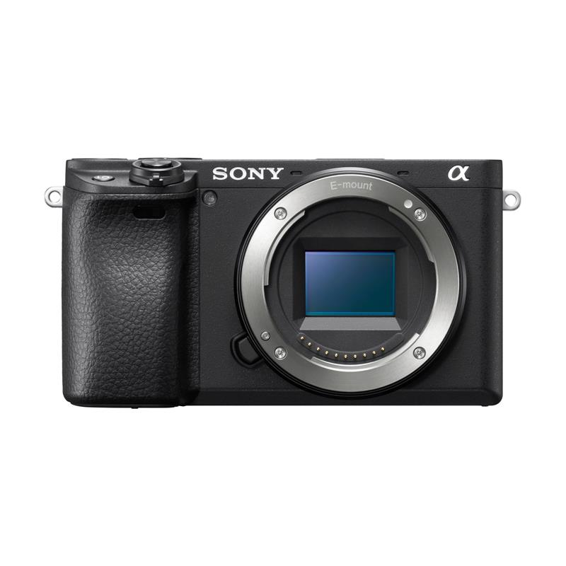 Sony Alpha A6400 Body Only Image 1