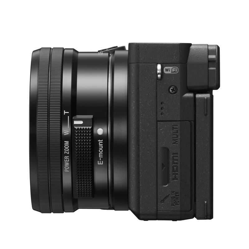 Sony Alpha 6400 + 16-50mm Thumbnail Image 1
