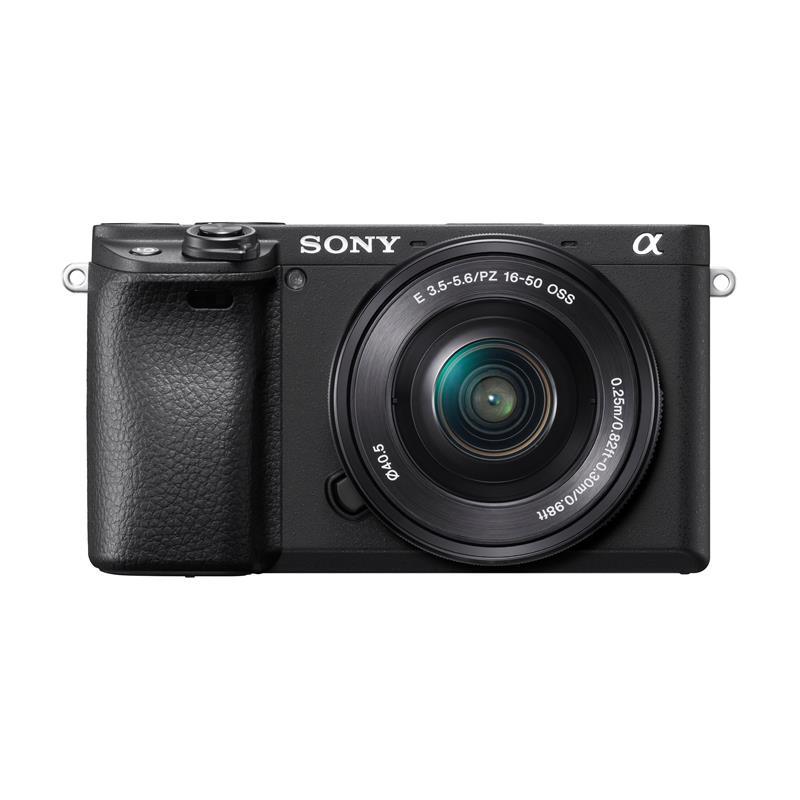 Sony Alpha 6400 + 16-50mm Thumbnail Image 0