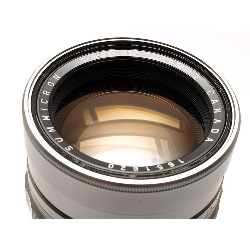 Leica 90mm F2 Summicron  Thumbnail Image 1