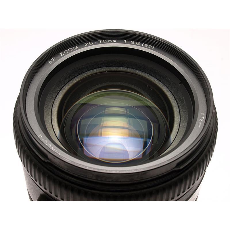 Minolta 28-70mm f2.8 AF Thumbnail Image 1