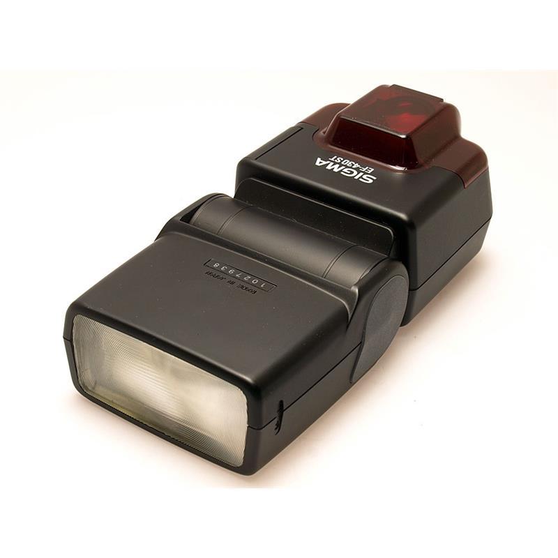 Sigma EF430ST Flash - Nikon AF Thumbnail Image 0