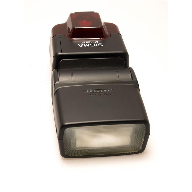 Sigma EF430ST Flash - Nikon AF Thumbnail Image 2